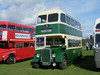 Preserved Maidstone & District  bus No. DH159, registration HKE 867. (johnzebedee) Tags: bus busrally motorbus rally preservation heritage transport publictransport detling kent johnzebedee bristol bristolk6a
