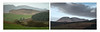 Machrie moor venus hill montage (AJ Mitchell) Tags: montage machriemoor venushill visualization arran dyptic dyptique scotland prehistory neolithic britishisles beinnbharrain