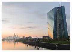 ffm_20171104_007 (gsphoto.ffm) Tags: frankfurt skyline d850 osthafen ecb ezb