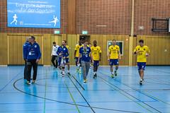 HSG Neuss- Düsseldorf II - TV Jahn Köln-Wahn-1 (marcelfromme) Tags: handball team teamsport indoor sport sportphotography nikon nikond500 sigma sigmaart sigma50100 cologne cgn köln düsseldorf