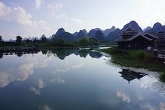 Land of Idyllic Beauty (James Tung) Tags: landofidyllicbeauty china guangxi kweilin yangso 中國 廣西 桂林 陽朔 世外桃源