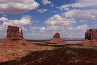 Monument Valley Navajo Tribal Park, Arizona US August 2017 730