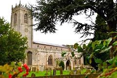 Blythe Church, Nottinghamshire (AMShaw1991) Tags: blythe church oldbuildings stone nottinghamshire