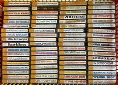 bandjes (leo59) Tags: tapes cassettes bandjes home leo59 nostalgia