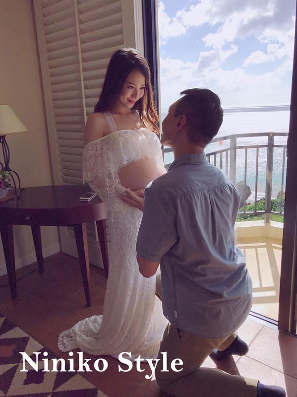 2017,沖繩,五星級飯店,5星級,婚紗,海灘,酒店,游泳池,孕婦,家族旅遊,阿利維亞日航酒店,夏天,海外,自助