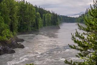Nass River Upstream