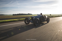 Bugatti Type 35 (antoinedellenbach.com) Tags: worldcars classic car race racing circuit france motorsport canon endurance eos automotive classiccars automobiles vintage automobile racecar sport course historictrophy lightroom usm coche oise parade vexin compiegne chapal sunrise panning bugatti type35 speed