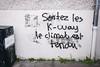 "#Manif10octobre #Nantes #GameOfTags: ""Sortez les K-way le climat est tendu"" #Résilience (ValK.) Tags: gameoftags loitravailxxl pjlterrorisme loitravail cabanedupeuple etatdurgencepermanant maisondupeuple nantes politique résilience valk demonstration ecologie fonctionpublique graff graffiti greve intersyndicale manifestationunitaire renaturation resistence resistencia social tag france fr"