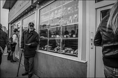 7_DSC9220 (dmitryzhkov) Tags: black blackandwhite bw monochrome white bnw blacknwhite art city europe russia moscow documentary photojournalism street urban candid life streetlife outdoor streetphotography streetphoto moment light shadow dmitryryzhkov people portrait streetportrait face man sony person stranger rogue faces beard invalid disabled door window reflection terminal station converse conversation