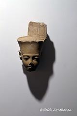 Tutankhamun as Amun (konde) Tags: amon amun tutankhamun statue 18thdynasty limestone newkingdom karnak luxor egypt ancient art