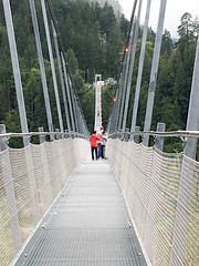 Highline 179 - Longest Pedestrian Suspension Bridge (Sujal Parikh) Tags: austria highline179 suspensionbridge gemeindereutte tirol at august 2017 highline longest pedestrian suspension bridge 474636116666667 1072182
