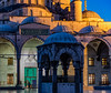 Blue Mosque, Istanbul (Aleem Yousaf) Tags: blue mosque hour istanbul sultanahmet turkey d800 morning architecture historic monument travel nikon 2470mm minarets dome ottoman building photography photowalk outdoor