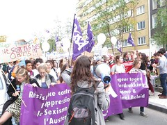28/9/2017 Protest for abortion right in Europa
