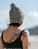 Nice Hat (Pexpix) Tags: beach bobble bobo cherryblossom female girl harbour hat lady model person pompom sky tattoo woman xia saintives england unitedkingdom 攝影發燒友