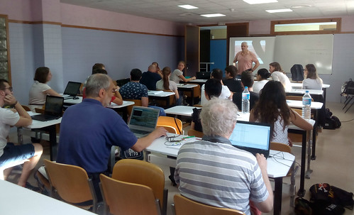 Training Course in the Hydro-Dynamic and Ecological Modeling of Coastal Lagoons and Litoral Zones