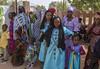 Agadez girls (Hannes Rada) Tags: niger agadez girls