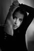 Roberta Portrait #1 (Giovanni Riccioni) Tags: 2017 canon canonef50mmf18stm canoneos5d giovanniriccioniphotography italia italy novara october ottobre portrait ritratto roberta tatuaggio maglione jumper naturallight light blackandwhite bw biancoenero