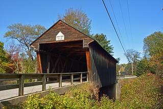 Bement Covered Bridge, NH