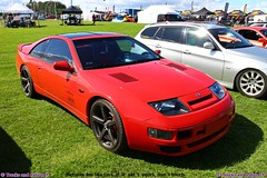 Nissan 300 ZX 1990 (Trucks and nature) Tags: nissan 300 zx 1990 90s modern classic v6 3 liters targa car show twin turbo coupe z32