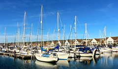 Port Solent (Roy Richard Llowarch) Tags: portsmouth portsmouthengland portsmouthhampshire hampshire hampshireengland england english portsolent portsolentmarina portsolentportsmouth yachts yacht yachting boats boat boating sailboats sail sailing october 2017 fall autumn sunshine sunny sun blueskies bluesky marina marinas people places friends girlfriends royllowarch royrichardllowarch llowarch fun happy smile water uk british unitedkingdom lunch relaxation happiness