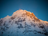Flash Back - Annapurna Peak at sunrise, ABC (CamelKW) Tags: abc annapurnabasecamptrek annapurnaregiontrek annapurnasanctuary fishtail kathmandu mbc machapuchare machapucharebasecamp nepal pokhara trekking
