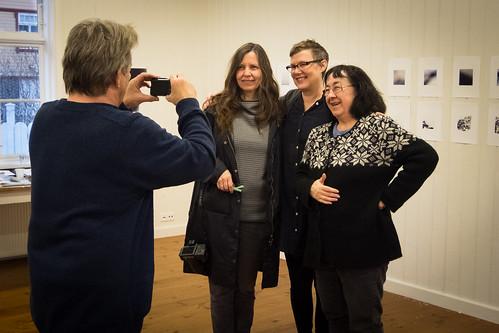 """Kristján Jóhannsson, Guðný Róbertsdóttir, J. Pasila og Pia Rakel Sverrisdóttir • <a style=""""font-size:0.8em;"""" href=""""http://www.flickr.com/photos/22350928@N02/37288431024/"""" target=""""_blank"""">View on Flickr</a>"""