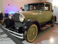 1932 Studebaker Model 55 St. Regis Coupe (splattergraphics) Tags: 1932 studebaker model55 stregis coupe unrestored garagefindsunrestoredtreasuresthatsurvivedtime museum exhibit aacamuseum hersheypa