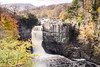 high force (Yvonne Alderson) Tags: autumn water waterfall tees high force