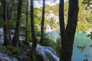 Waterfalls, Plitvice Lakes - Croatia