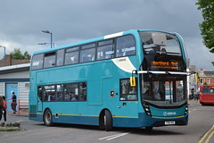 Arriva Southern 6488 YY16YKX (Will Swain) Tags: waltham cross 5th august 2017 greater london capital city south east bus buses transport travel uk britain vehicle vehicles county country england english north arriva southern 6488 yy16ykx