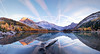 How's Flickr Doing ? - Derborence - Switzerland (Rogg4n) Tags: switzerland suisse swiss schweiz valais wallis derborence ramuz mountain alps lake reflection miror dusk morning water wonderland waterscape forest peak snow rock nature landscape spring canoneos80d efs1018mmf4556isstm panorama tree pine sunrise goldenhour quiet conthey autumn fall mirror mountains montagne goldenhours trees