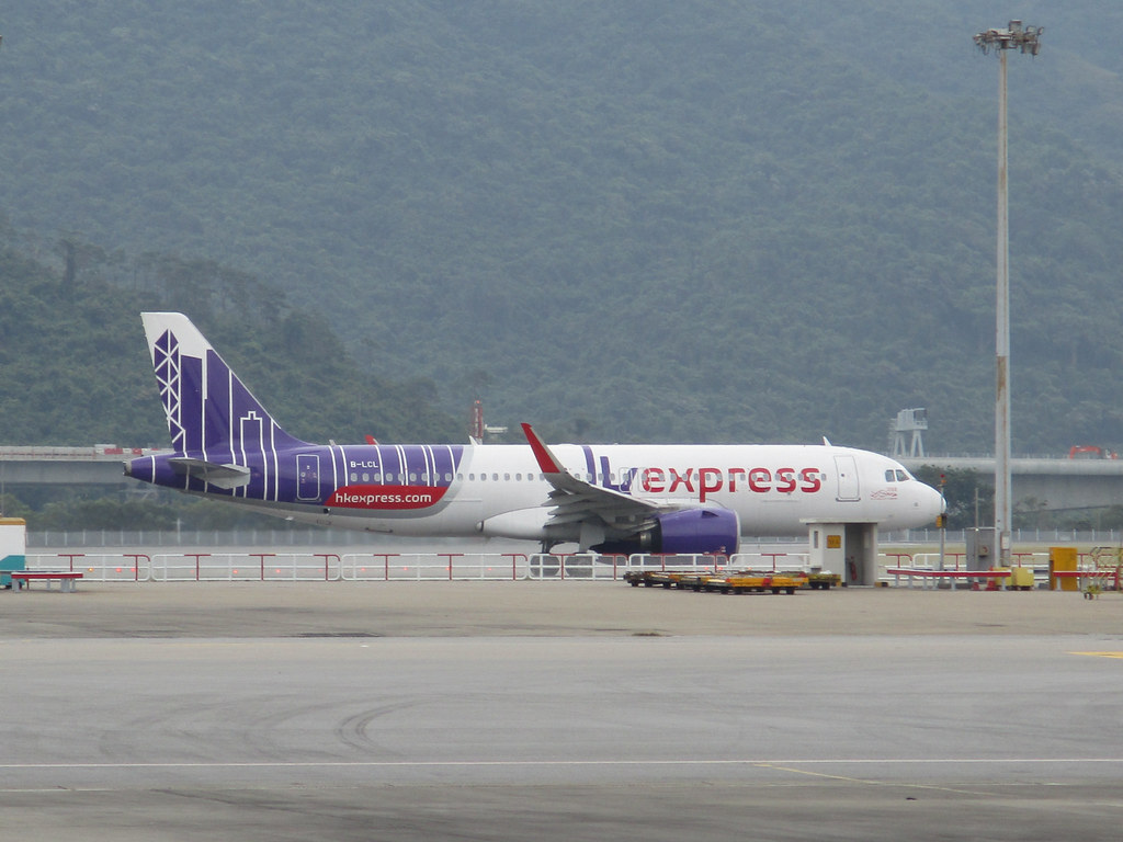 The World\'s newest photos of airplane and hkg - Flickr Hive Mind