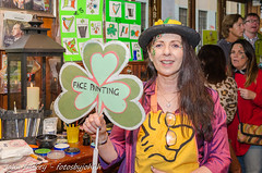 Face painting - DSC_0511 (John Hickey - fotosbyjohnh) Tags: 2017 dublin september2017 ireland tourism facepainting indoor building