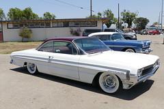 1961 Oldsmobile (bballchico) Tags: 1961 oldsmobile dynamic88 kentmorse westcoastkustomscruisinnationals carshow