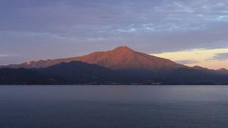 Mount Tamalpais at Sunrise