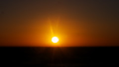 mirage (Darek Drapala) Tags: sun sky sunset silhouette skyskape lumix light water waterscape baltic sea seashore seascape color panasonic poland polska panasonicg5 nature mood mirage