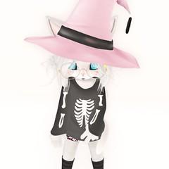Spook month (Yukiterudiary) Tags: spook month