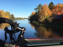 Vacker höstdag inspirerar till cykeltur (Göran Nyholm) Tags: inspiration fotosöndag fs171022