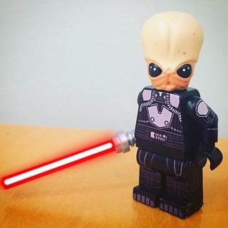 Minifig-a-Day #393: Darth Tenebrous