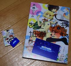 Human scale vs. SD scale anime goodies (鼠チビ) Tags: anime manga miniature 漫画 bjd 鼠チビ reference
