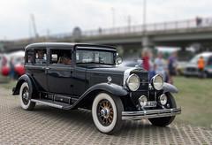 Manche mögen es heiß (wolf238) Tags: cadillac v8 car classiccar uscarconvention uscc usa amerika schlitten