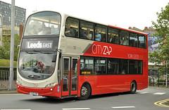 YL02ZAP Transdev 3609 (martin 65) Tags: transport transdev york travel yorkshire wrightbus westyorkshire west road public keighley harrogate city zap leeds vehicle bus buses