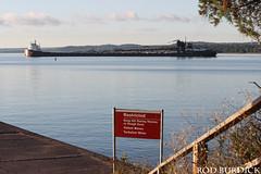 keb10417depPI2_rb (rburdick27) Tags: kayeebarker marquette interlakesteamshipcompany lakesuperior scenicmichigan