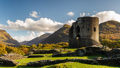 After the rain - Castell Dolbadarn (Nick Livesey Mountain Images) Tags: