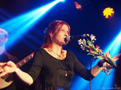 Marjana Semkina of iamthemorning (ExeDave) Tags: pa066198 marjanasemkina iamthemorning vocalist summersend progressive rock festival xiii 2017 the drillhall chepstow wales monmouthshire gb uk live gig concert music group october prog classical art russian band casgwent