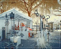 2017 09 02 Aachen Handwerkermarkt IR 680 - 5 (Mister-Mastro) Tags: aachen handwerkermarkt markt crafts market ir infrared 620nm