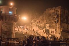 Varanasi - Ganges River - boat - Ganga Aarti prayer-4