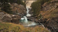 Third Set of Siffleur Falls (garyleslie1) Tags: siffleur falls kootenay plains