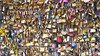 Paris-Love locks on the Pont des Arts, 10-8-2017-No 2 (kovno) Tags: paris france padlocks pontdesarts