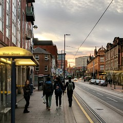 Photo of West Street, Sheffield